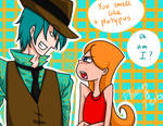 PnF: You smell like a platypus