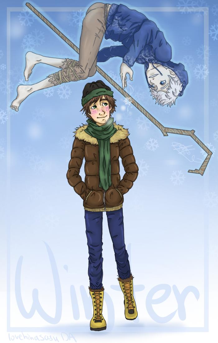 Big4: Winter by loveHinaSasu