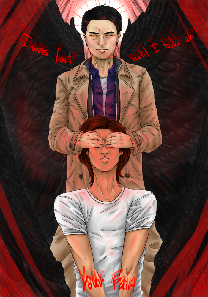 Spn: Pain by loveHinaSasu