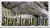 Steve Irwin Day Stamp by 0-kelley-0