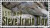 Steve Irwin Day Stamp by 0-kelley-0