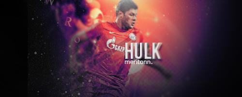 Hulk by meritonn