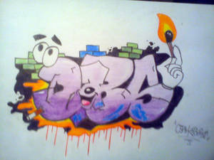 DABS graffity