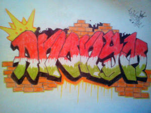 Anonym graff