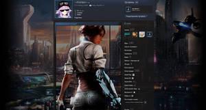 Nilin | Steam Profile Design