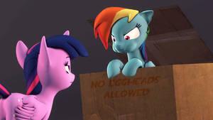 Rainbow's box