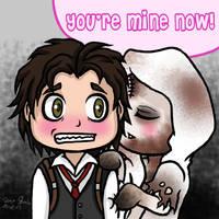 You're mine now! by Kisuko-Valentinesday