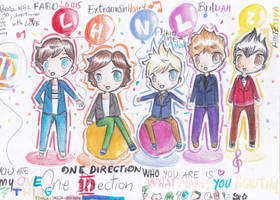 one direction! by kiachan98