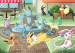 Eevee and Friends: Pokemon X and Y