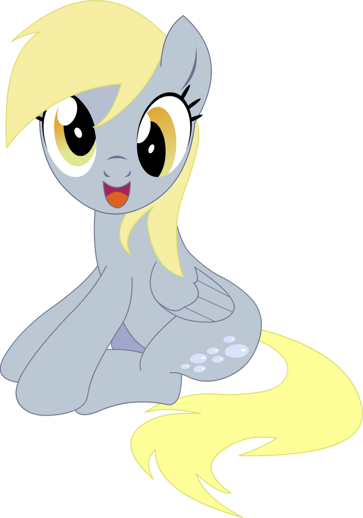 Derpy Hooves by LightDragon87