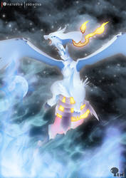 Reshiram - The Truth Flame