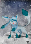 Glaceon - The Spirit of Snow