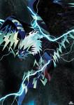 Thunderbirdmon by EdoNovaIllustrator