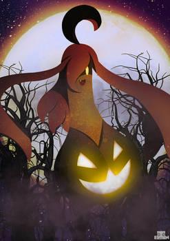 Gourgeist - The Creepy Pumpkin