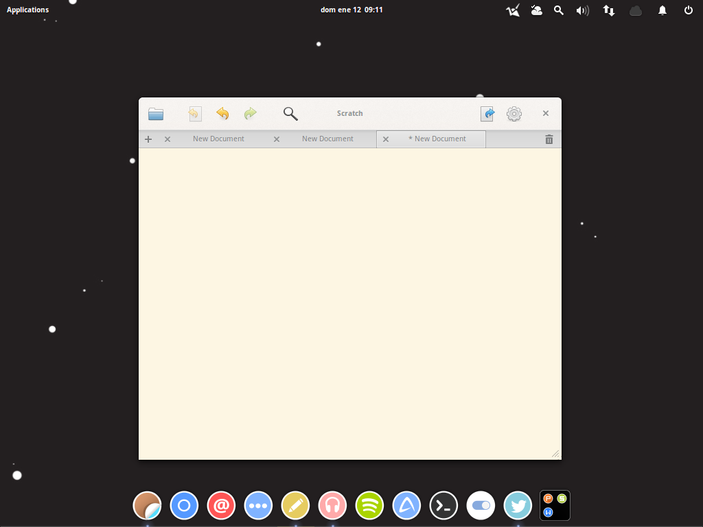 Simple GTK Theme by kxmylo