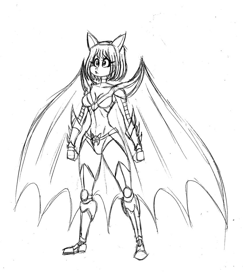 Little Bat Koku - Armor by Frogwalker