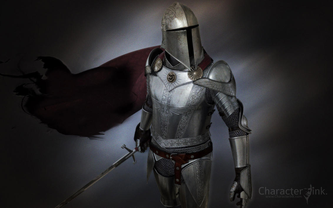 Knight by tomisaksen