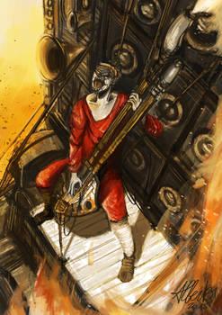 Mad Max Fury Road: The Coma-Doof Warrior