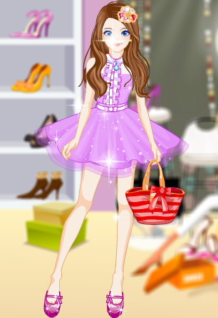 Fashion Buyer Dress Up Game By Willbeyou On Deviantart