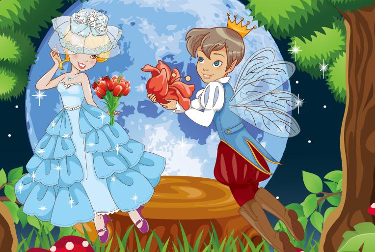 fairy wedding dress up games | Wedding
