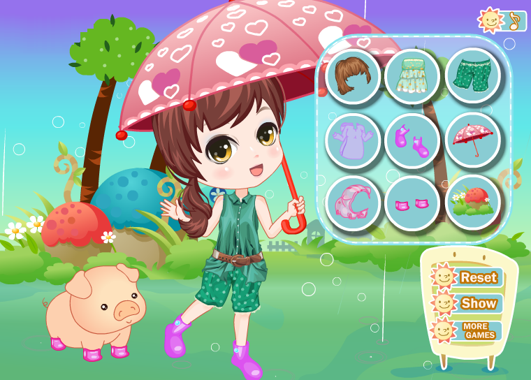 Cat And Dog Wedding Dress Up Games