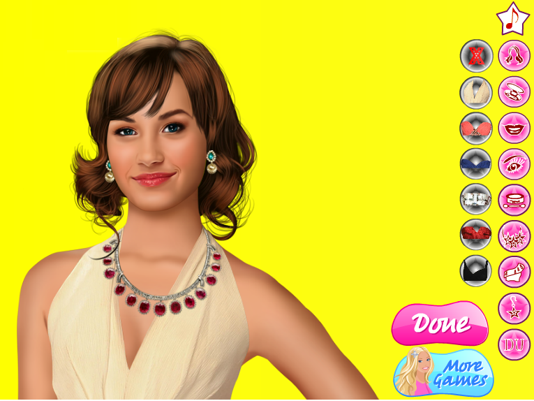 Ariana Grande Real Makeup - Play The Girl Game Online