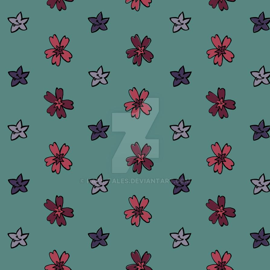 Meadow-flowers by Kats-Tales