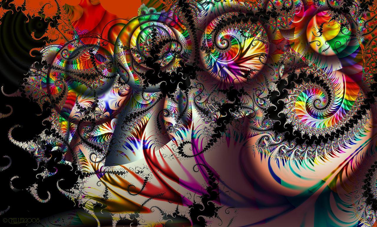Kaleidoscope by Shadoweddancer