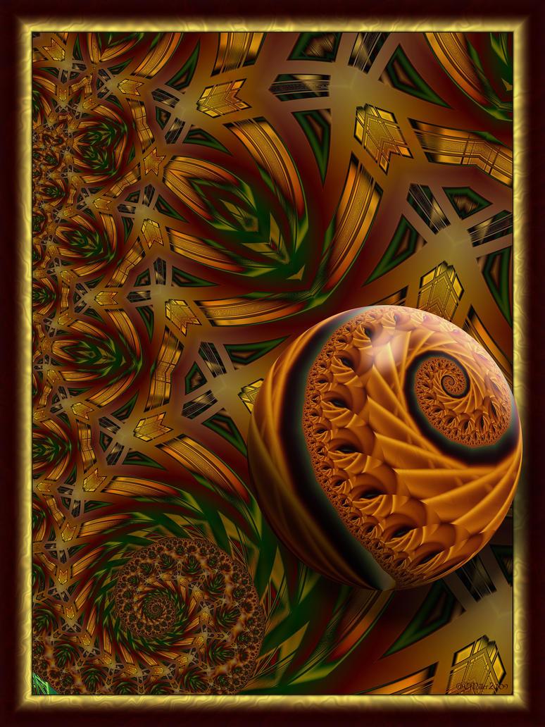 The Seasons - Autumnal Equinox by Shadoweddancer