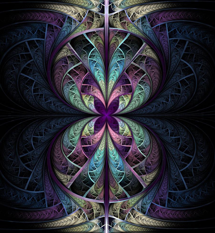 Balance of Blue by Shadoweddancer