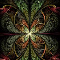 Woodland Promethea by Shadoweddancer
