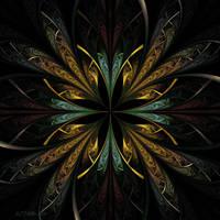 Dark Lily by Shadoweddancer