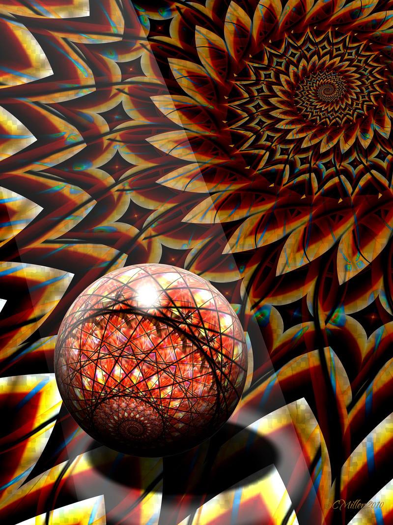 Marble in the Spotlight by Shadoweddancer