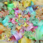 Pastel Pinwheel
