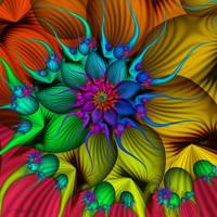 Color Wheel by Shadoweddancer