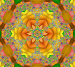 Psychedelic Snowflake