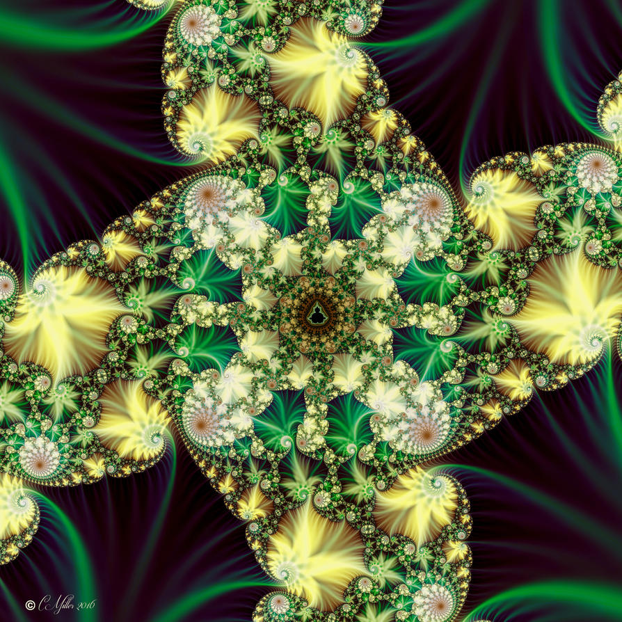Mandy's Daffodil Garden by Shadoweddancer