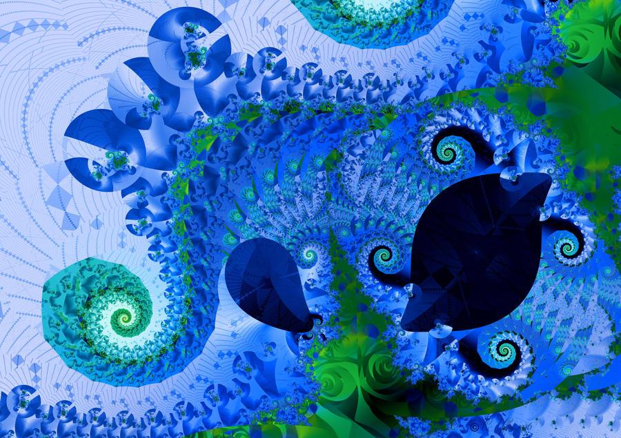 Under The Sea by Shadoweddancer