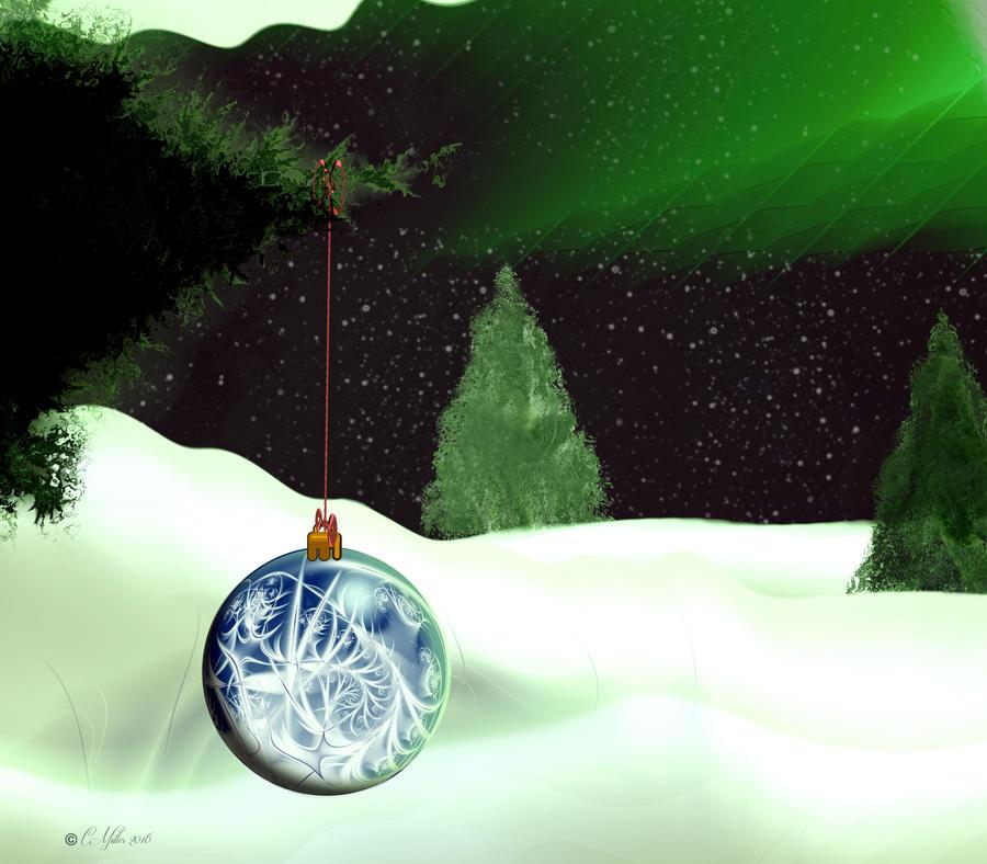 An Arctic Christmas by Shadoweddancer