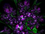 The Lilac Bush by Shadoweddancer