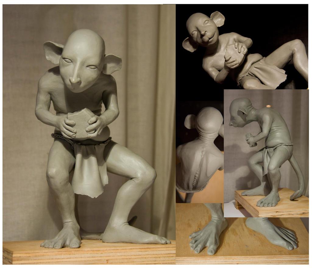 Rat-Boy by gabbachoo