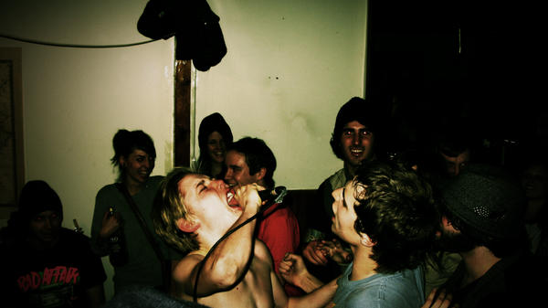 molested youth IV by Taintedx