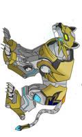 Voltron Lion