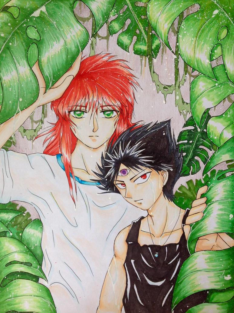 Rainforest by LLLJJJ