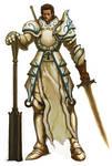 full armored knight