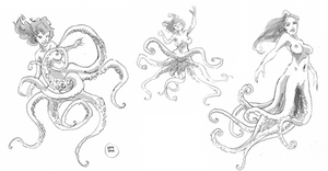 Seahag sketches