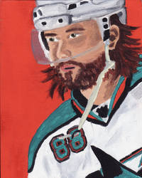 Burnzie by CLPennelly