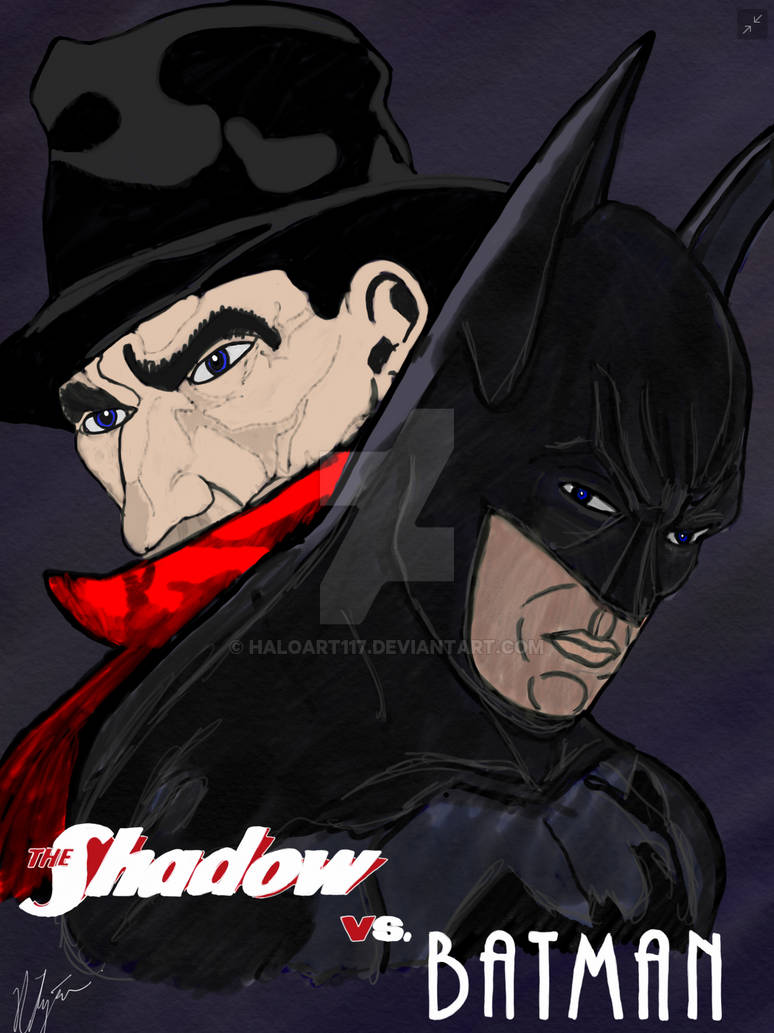 The Shadow vs Batman