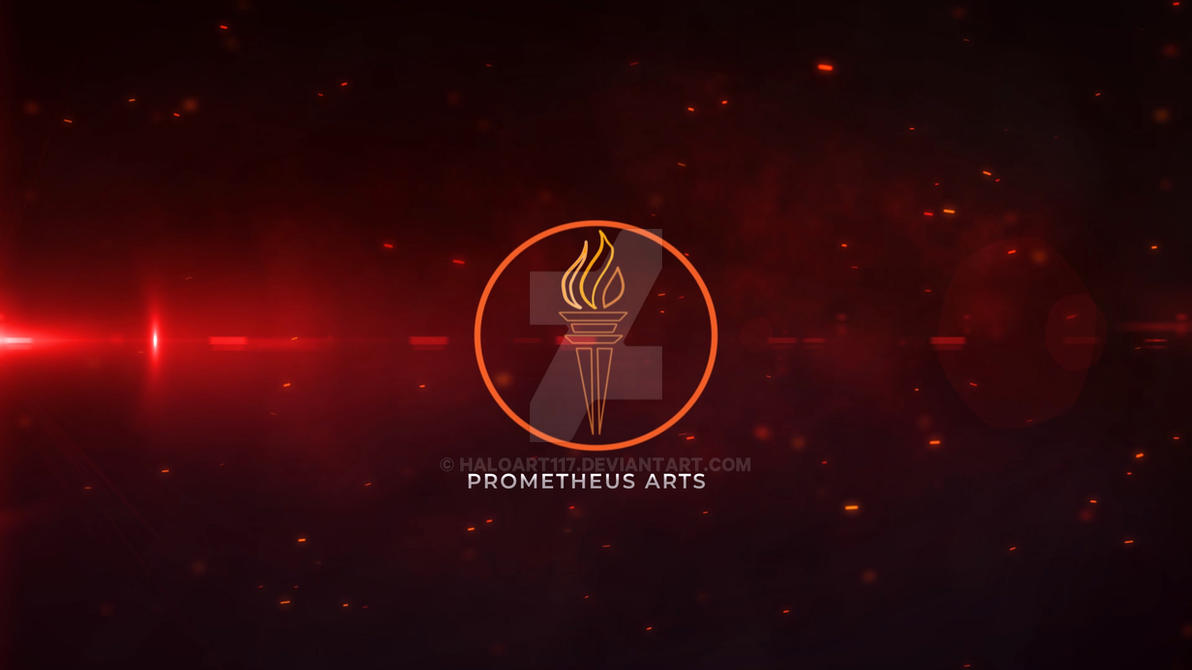 Prometheus Arts Logo by HaloArt117