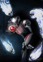 Skullman - DarkBomber Edition by 3dmetrius